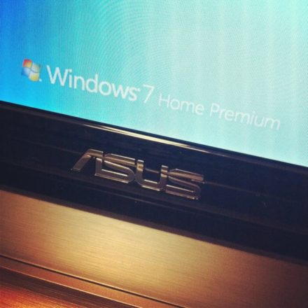Asus und Windows Home Premium