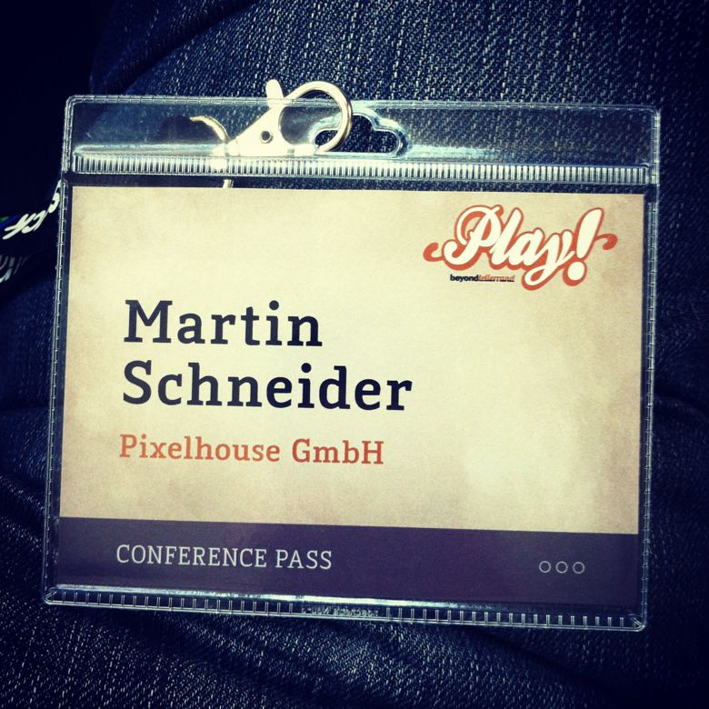 Conference Pass