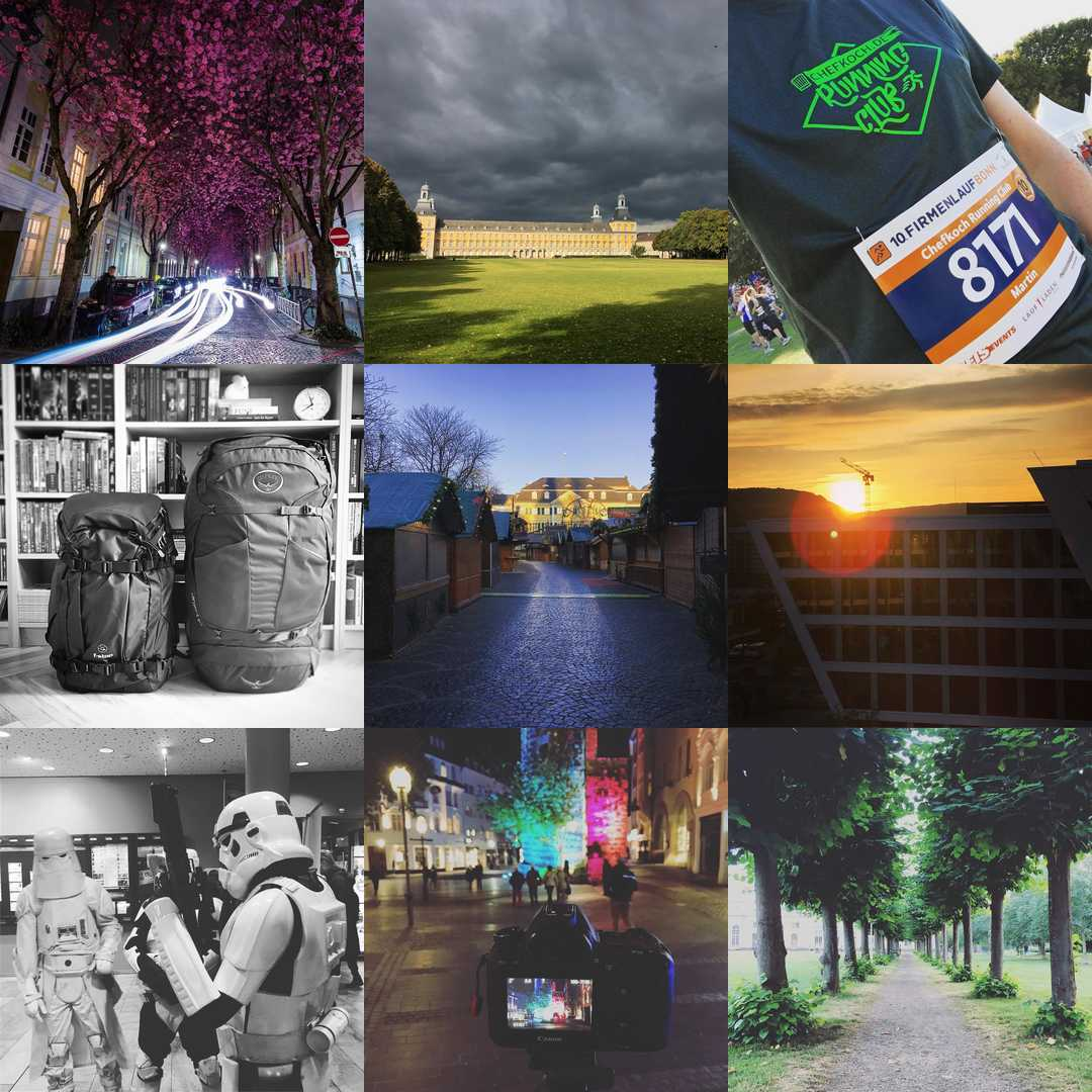 Best of 2016 bei Instagram