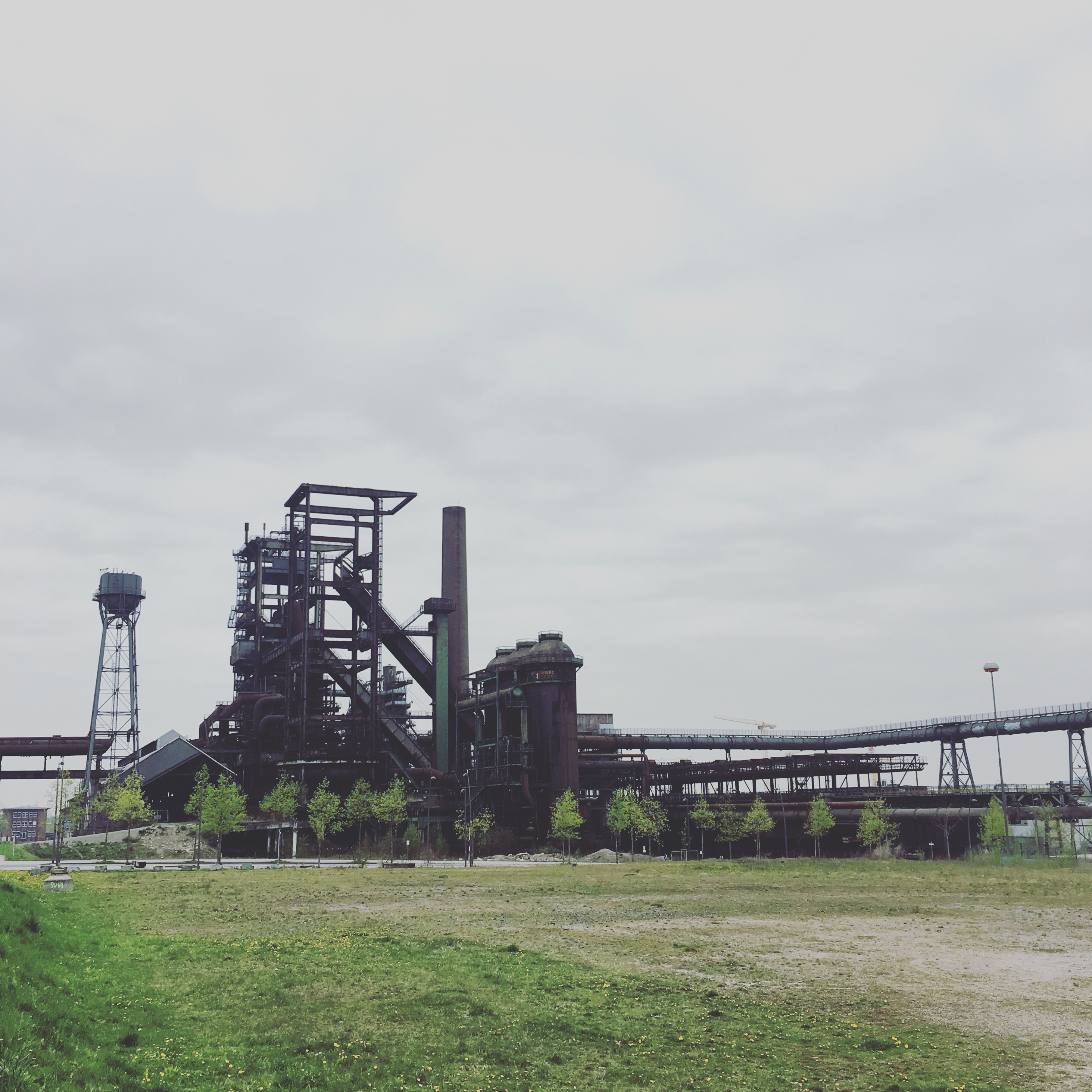 Industrie in Dortmund