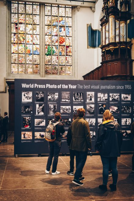 Ausstellung: World Press Photo of the Year.