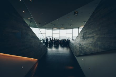 EYE Filmmuseum in Amsterdam.
