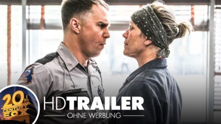 Cover des Videos 'Three Billboards outside Ebbing, Missouri | Offizieller Trailer  | Deutsch HD German (2017)'