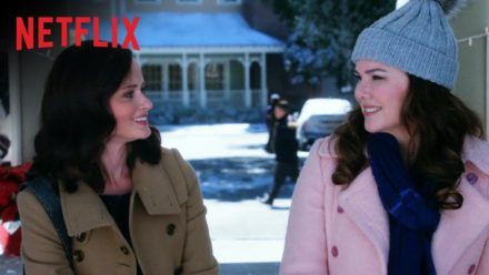 Cover des Videos 'Gilmore Girls: Ein neues Jahr | Haupt-Trailer [HD] | Netflix'