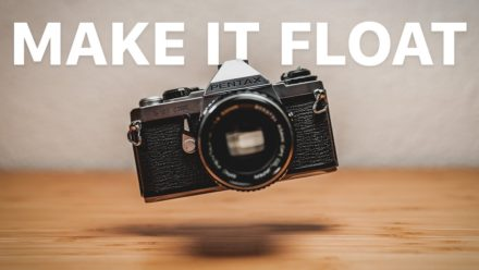 Cover des Videos 'How To Take Floating Photos // Levitation Photography Tutorial'