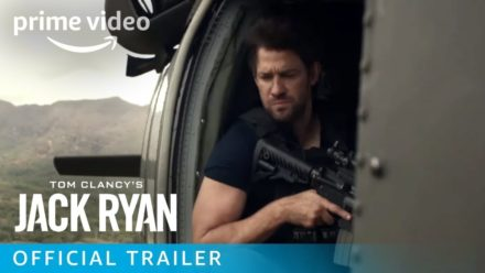 Cover des Videos 'Tom Clancy's Jack Ryan Season 2 - Official Trailer | Prime Video'
