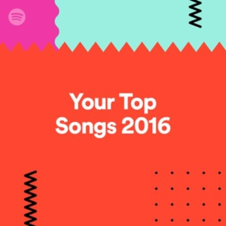 Cover des Videos 'Your Top Songs 2016'