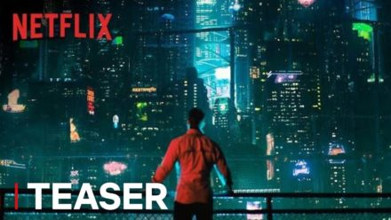Cover des Videos 'Altered Carbon | Teaser [HD] | Netflix'