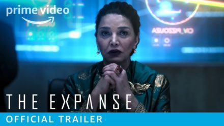Cover des Videos 'The Expanse Season 4 - Official Trailer | Prime Video'