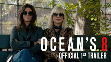 Cover des Videos 'OCEAN'S 8 - Official 1st Trailer'