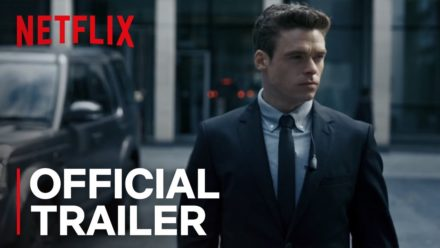 Cover des Videos 'Bodyguard | Official Trailer [HD] | Netflix'