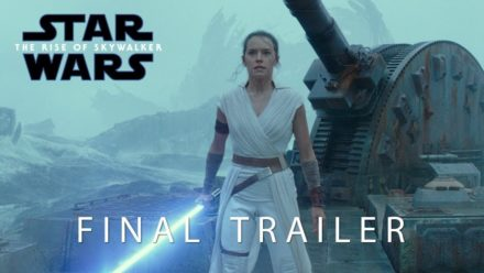 Cover des Videos 'Star Wars: The Rise of Skywalker   Final Trailer   Experience It In IMAX®'