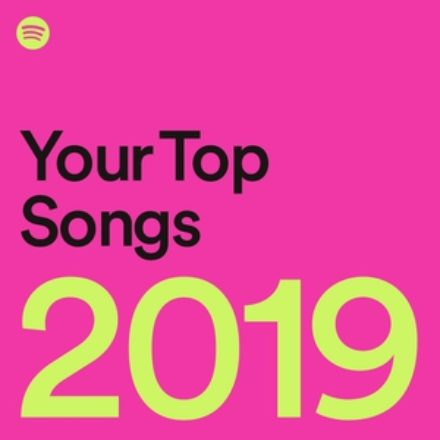 Cover des Videos 'Your Top Songs 2019'