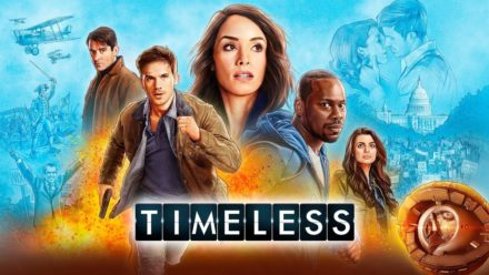 Cover des Videos 'Timeless Season 2
