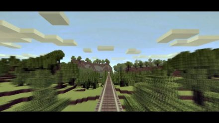Cover des Videos 'Minecart Interstate V3.0 [MineCraft]'