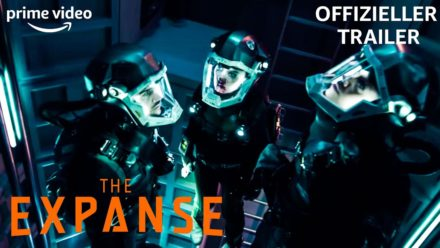 Cover des Videos 'The Expanse | Offizieller Trailer | Prime Video DE'