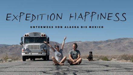 Cover des Videos 'Expedition Happiness - Der Film - Trailer - ab 04. Mai im Kino'