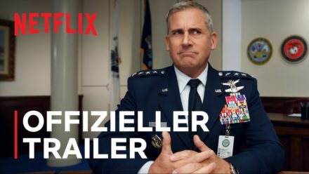 Cover des Videos 'Space Force | Offizieller Trailer | Netflix'