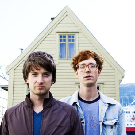 Cover des Videos 'Kings of Convenience'