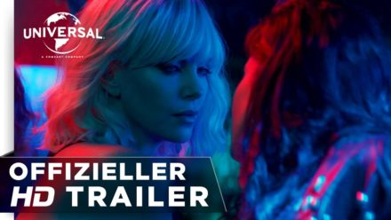 Cover des Videos 'Atomic Blonde - Trailer deutsch/german HD'